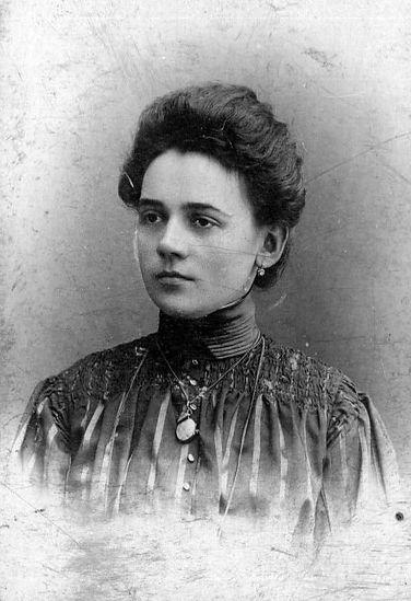 Нина Лазарева, дочь михайловского купца
