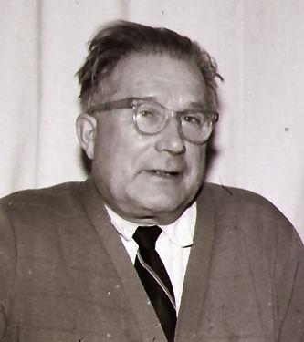 Амфитеатров Федор Захарович, профессор Казанского университета. Фото 1965 г.