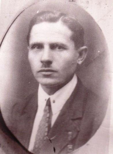 Смирнов Михаил Федорович, участник партизанского движения, проживал в Михайловке, зав. райсобесом