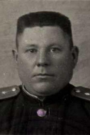 Варенков Василий Петрович, капитан, участник ВОВ (фото https://pamyat-naroda.ru)
