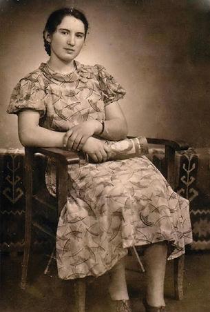 Кошелева Любовь Петровна,  сотрудница городской типографии