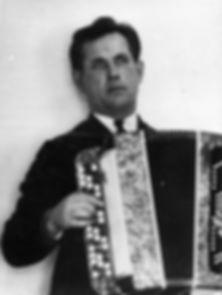 Бородин Иван Михайлович,  заведующий Андросовским сельским клубом