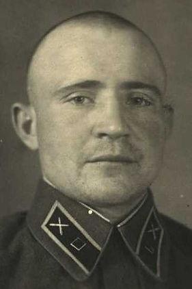 Халин Илья Данилович, ст.лейтенант (фото https://pamyat-naroda.ru)