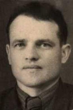 Комаров Михаил Николаевич, инженер-лейтенант, участник ВОВ (фото https://pamyat-naroda.ru)
