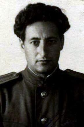 Марочкин Василий Александрович, майор, участник ВОВ (фото https://pamyat-naroda.ru)