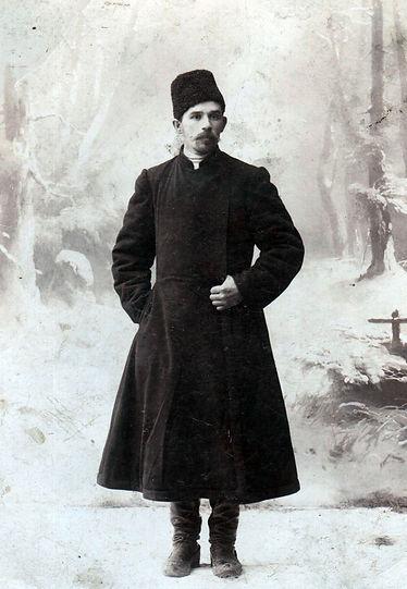 Шарапов Никифор Алексеевич, сын михайловского купца