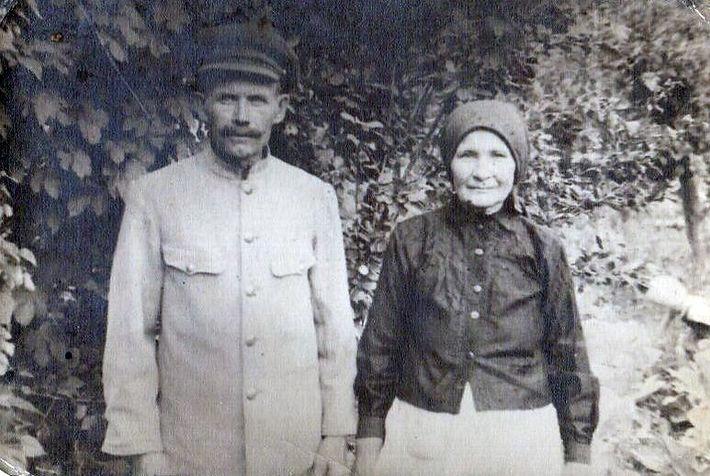 Гуров Евдоким Кириллович, участник ВОВ,