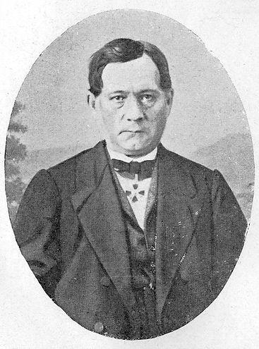 Амфитеатров Егор Васильевич, профессор богословия