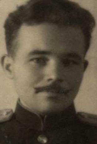 Черкасов Анатолий Петрович, капитан, участник ВОВ (фото https://pamyat-naroda.ru)