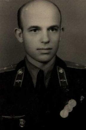 Доронин Иван Константинович, инженер-май