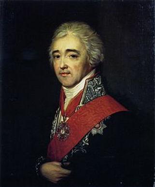 Князь Яков Иванович Лобанов-Ростовский, владелец земель в с.Трояново