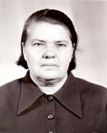 Алесина Надежда Григорьевна, учитель. Фо