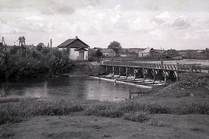 Михайловская ГЭС на реке Свапе. Фото Б.И