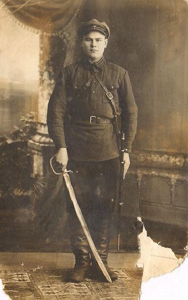Язынин Матвей Сергеевич, погиб на фронта