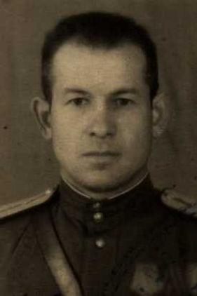 Новиков Иван Никитович,майор, участник В