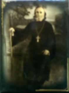 Священник Чумаков Николай Алексеевич, служил в Андросово в 1946-1952 гг.