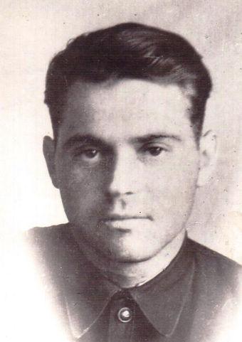 Толкачев Константин Романович,  директор Гремяченской школы,  участник партизанского движения