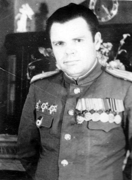Грачев Василий Васильевич, участник ВОВ,