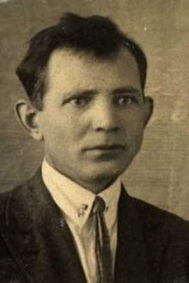 Прозоров Василий Михайлович, майор, участник ВОВ (фото https://pamyat-naroda.ru)