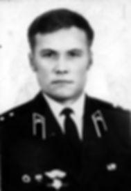 Коростелев Виктор Авенирович, ветеран военной службы. Фото 1952 г. (из личного архива В.Коростелева)