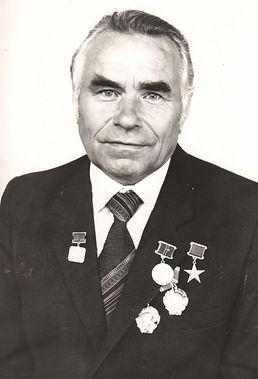 Сафронов Евстафий Алексеевич, Почетный г
