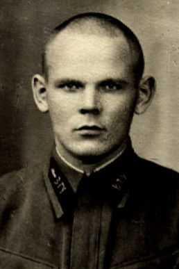 Пронин Семен Никитович, ст.лейтенант, участник ВОВ (фото https://pamyat-naroda.ru)