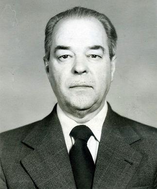 "Рапопорт Александо Александрович (10.06.1923 - 13.07.2007), редактор газеты ""Ударный фронт"""