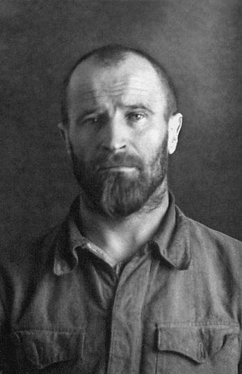 Новомученик Афанасий Васильевич Докукин. Фото 1937 г.