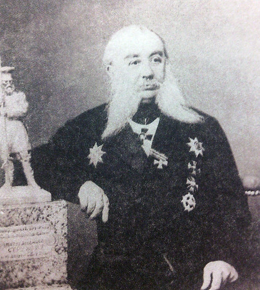 Струков Петр Ананьевич (1803-1881), влад