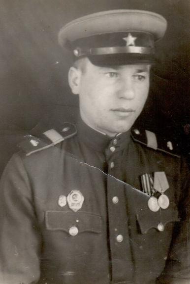 Беседин Николай Григорьевич, уроженец с.