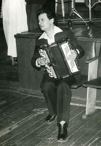Кузнецов Владимир Андреевич, музыкант, З
