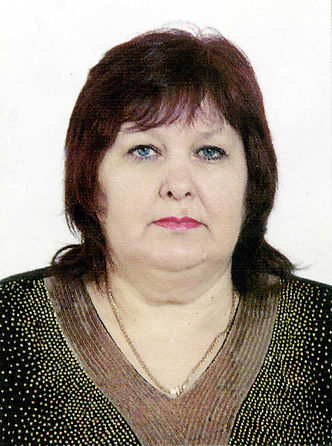 Петрунина Любовь Федоровна, заведующая б