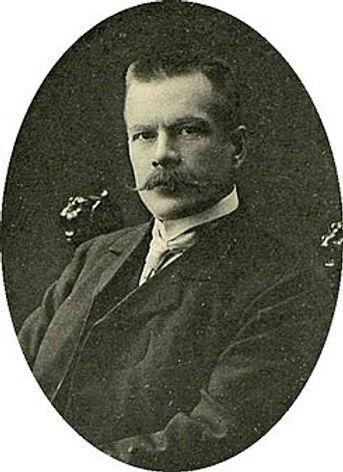 Шетохин Николай Иоасафович, русский общественный деятель и политик. Фото 1910 г.