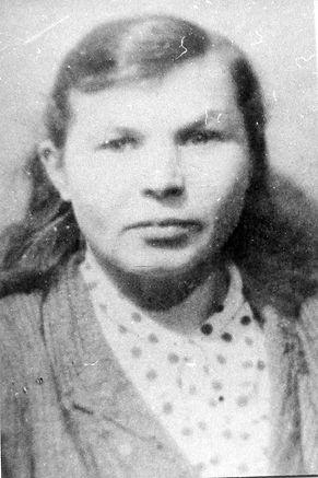 Диканова Зоя Михайловна, участница партизанского движения