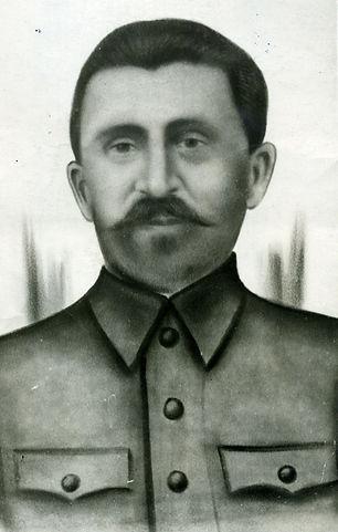 Долгов Яков Петрович, старшина Веретенинской волости, один из первых организаторов советской власти в селе