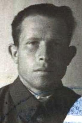 Хрипунов Филипп Федорович, лейтенант, участник ВОВ, (фото https://pamyat-naroda.ru)
