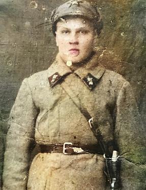 Суматохин Михаил Дмитриевич, лейтенант,