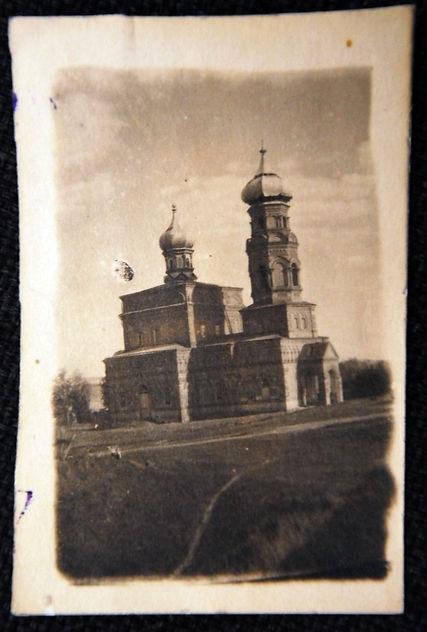 Казанский храм. Фото 1960 г.