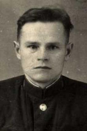 Баранов Григорий Егорович, капитан, участник ВОВ (фото https://pamyat-naroda.ru)