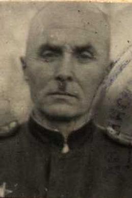 Здоров Иосиф Михайлович, майор, участник ВОВ (фото https://pamyat-naroda.ru)