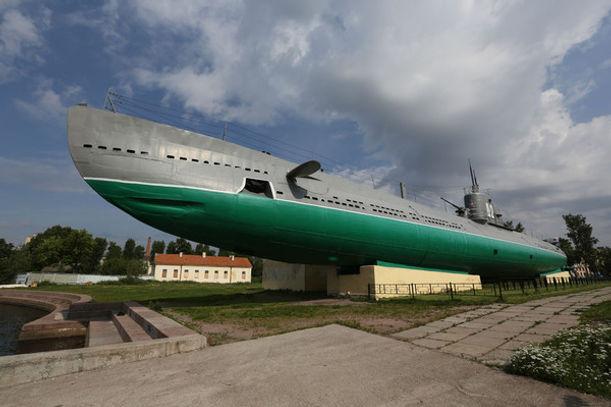 Подводная лодка Народоволец, филиал Воен