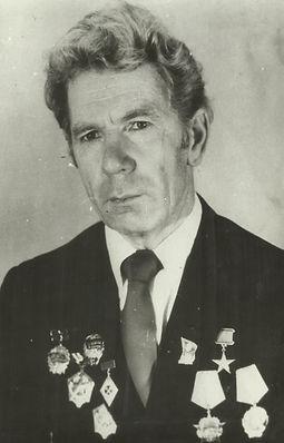 Прибыльнов Василий Яковлевич, Герой Соци
