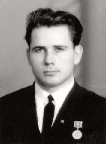 Павлухин Александр Александрович, председатель Больше-Бобровского сельсовета в 1969-71 гг.