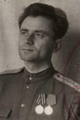 Беклемищев Михаил Михайлович, подполковник медслужбы, участник ВОВ (фото https://pamyat-naroda.ru)