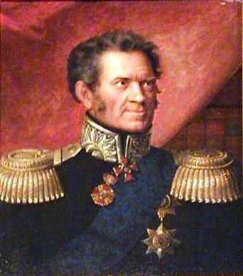 Карнеев Егор Васильевич, генерал-лейтенант, владелец сельца Копенки в первой половине XIX века (источник:https://ru.wikipedia.org )