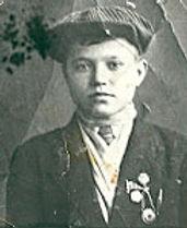Гойдин Дмитрий Ефимович,  учитель, партизан Троснянского отряда