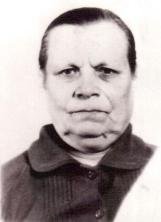 Шурукина Евдокия Андреевна, участница па