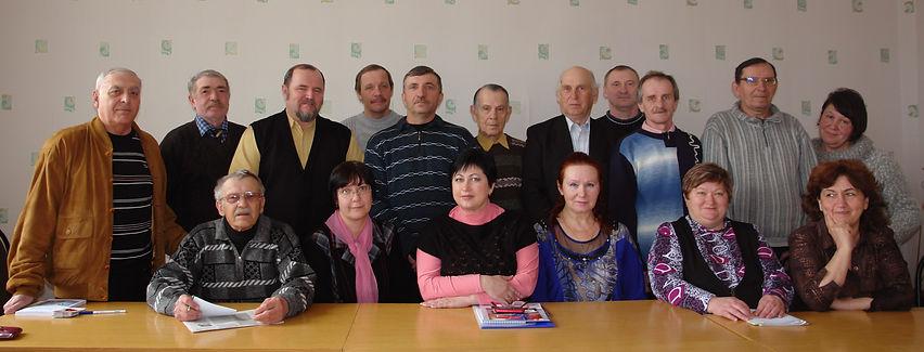 """Члены литературного объединения """"Автограф"""""""