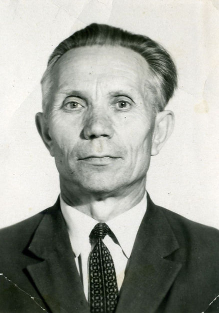Давыдов Михаил Сергеевич, учитель Линецк