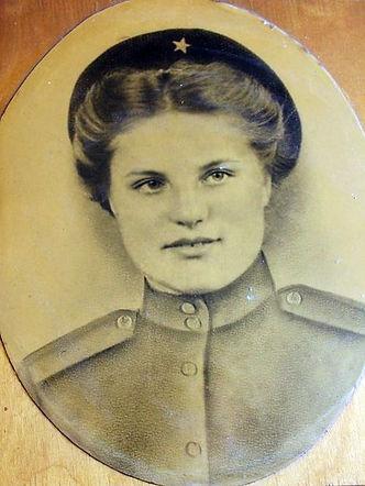 Горская Мария Покофьевна, участница ВОВ